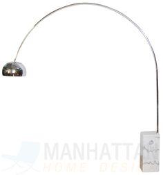 Arco Floor Lamp Replica Reproduction   Arco Lamp Castiglioni --manhattanhomedesign.com