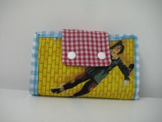 Somewhere Over The Gingham Patchwork Wallet Offer Somewhere Over, Gingham, Diaper Bag, Coin Purse, Wallet, Purses, Bags, Scrappy Quilts, Plaid