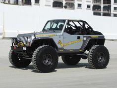 """Rock Krawler Suspension Selling """"The Victim"""" and one Bad to the Bone TJ - : and Off-Road Forum Jeep Wrangler Forum, Jeep Wrangler Unlimited, Jeep Suv, Jeep Truck, Badass Jeep, Jeep Parts, Lifted Chevy Trucks, Off Road, Jeep Gladiator"""