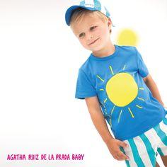 Agatha Ruiz de la Prada Baby Primavera Verano 15
