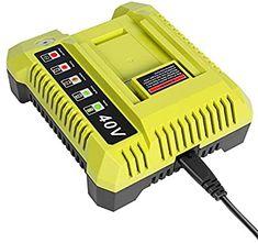 Amazon.com: Girapow Ryobi OP401 40V Lithium Ion Battery Charger for Ryobi 40 Volt OP4015 OP4026 OP4026A OP4030 OP4040 OP4050 OP4050A OP4060 OP40261 OP40301 OP40401 OP40501 OP40601 Li-ion Battery: Home Audio & Theater Lawn Care, Outdoor Power Equipment, Theater, Charger, Audio, Amazon, Products, Amazons, Riding Habit