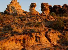 Black Mesa State Park in northwest Oklahoma. Photo by David Fitzgerald.