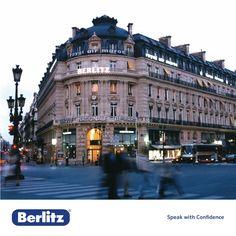 Paris architecture is fascinating. A fine building housing Royal Air Maroc and Berlitz near the Opera in Paris. 38 Avenue de l'Opéra. #berlitz #architecture