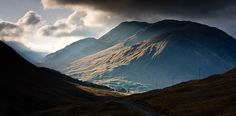 Glen Etive ... Scottish Highlands