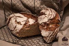 Mehrkornbrot aus Sauerteig - Mann backt Tupperware, Bakery, Pasta, Baguette, Food, Marzipan, Breads, Rye Bread, Sandwich Loaf