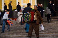 Uygur Türkleri'nden Kareler