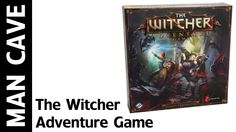 Man Cave: The Witcher Adventure Game