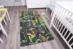a alfombra de juego carreteras alfombra coches alfombra infantil ciudad 4 tamanos