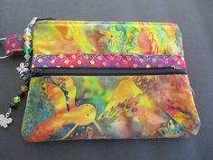 Carry Your Stuff Beautifully by Fran Anderson on Etsy