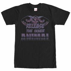 Black Panther Inner Animal T-Shirt