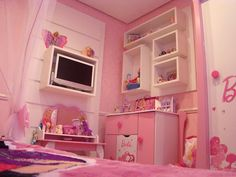 Marvelous BARBIE BEDROOM