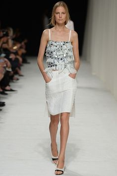 Paris Fashion Week, SS '14, Nina Ricci