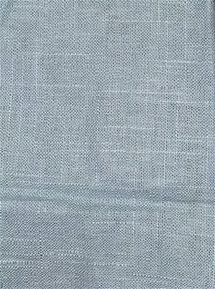 JEFFERSON LINEN 53 SKY Linen Fabric - Covington Fabric for professional decorating. Multi purpose linen blend fabric for window treatments or medium use upholstery. Doublerubs: DRS, Width Please note; Covington Fabric, Bridal Fabric, Linen Fabric, Blue And White, Sky, Yard, Window Treatments, Repeat, Purpose