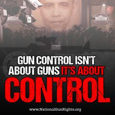 Is there anything the government doesn't try to control? #2A