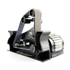 Blade Grinder Attachment Sharpener Abrasive Leather Belts Adjustable Power Strop #GrinderHome