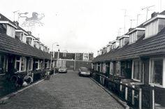 van der wielenstraat 1975 Historisch Centrum Leeuwarden - Beeldbank Leeuwarden