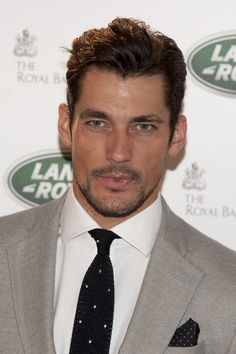 David Gandy attends the all new Range Rover unveiling on September 6, 2012 in London, England. **-**