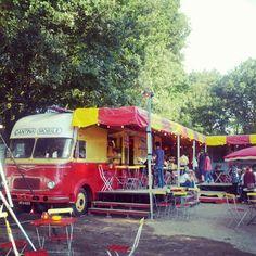 Cantina Mobile auf dem Haldern Pop 2012