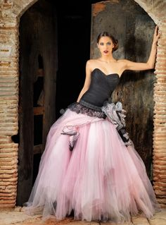 Dreamy wedding dress by Jordi Dalmau