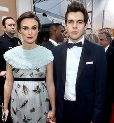 Keira Knightley Has Pregnant Bathroom Drama at 2015 Golden Globes - Us Weekly