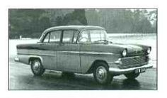 VICTOR F SERIES 11  1959-61 (prod: see Victor F).  Saloon, estate. F/R, 1508cc (S40HV).  Equally nasty to look at, despite removal of chrome sidework and addition of  hooded headlamps. Engine output up from 48 to 55bhp, there's a full-width grille, single central bonnet rib instead of two, and wrap-round bumpers. The engine will still be going long after the rest of the car has gone.