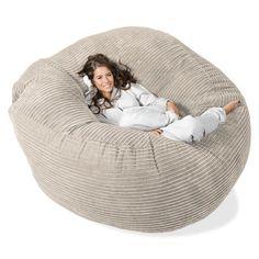 grand pouf poire icon classique pouf poire fausse fourrure de luxe pouf poire designer loup. Black Bedroom Furniture Sets. Home Design Ideas