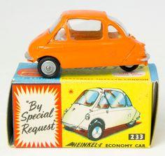 Corgy Toys - Heinkel I - Economy Car - N°233