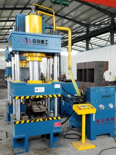 steel sheet hydraulic press machine For Steel Processing,Y32 four column hydraulic press machine for sheet plate