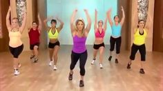 how to lose belly fat the fastest - Reminds me of fun times in New Smyrna Beach! Denise Austin!
