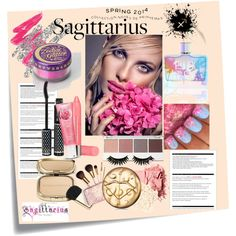 """""""Beauty Horoscope"""" by majadi on Polyvore"""