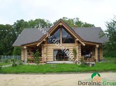 10 Case Din Busteni Cabane Din Lemn Ideas Log Homes House Styles Log Homes Exterior