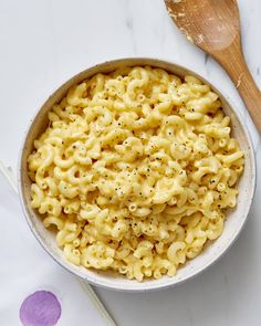 How To Make Mac And Cheese - Easy Stovetop Recipe | Kitchn Stovetop Mac And Cheese, Creamy Macaroni And Cheese, Easy Mac And Cheese, Making Mac And Cheese, Mac And Cheese Homemade, Mac Cheese, Pasta Cheese, Creamy Cheese, Ultimate Mac And Cheese