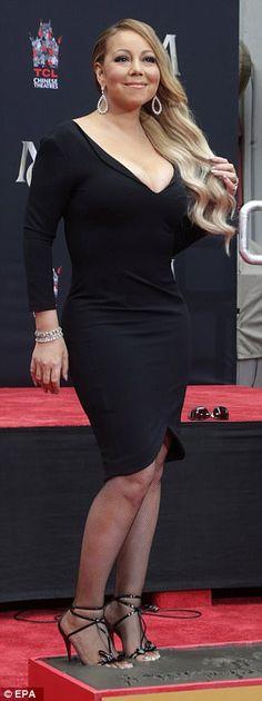 Mariah Carey looks after her weightloss surgery (more news @ dailycatchhub.com) http://ift.tt/2i5dTwI
