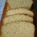 Gluten-free soft sandwich bread