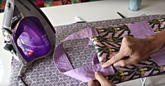Looking For A Gift For The Little Ones In Your Life? Try This DIY Crayon Tote Bag! | 24 Blocks