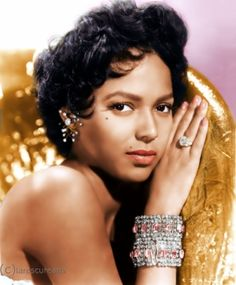 Dorothy Dandridge from Cleveland, Ohio, sang at Harlem's Cotton Club and Apollo Theatre and became the first African-American woman to be nominated for an Academy Award for best actress. Many years passed before the mainstream entertainment industry acknowledged Dandridge's legacy and later portrayed in 1999 by Halle Berry in 'Introducing Dorothy Dandridge'.