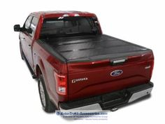 Bak Industries 126105 Fibermax Hard Folding Truck Tonneau Cover