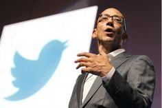 Dick Costolo renunció como CEO de Twitter