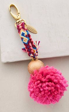 Pommed Friendship Keychain #anthrofave