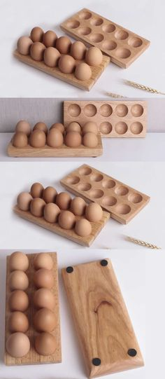 5 Creative Tricks: Wood Working For Beginners Shops wood working for beginners s - wood workings diy Cnc, Ceramic Egg Holder, Breakfast Platter, Cup Decorating, Egg Storage, Diy Cutting Board, Small Wood Projects, Kitchen Humor, Wooden Kitchen