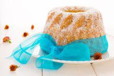 Bundt cake al cocco e arancia - di Silvia Musajo #fuudly #ricette