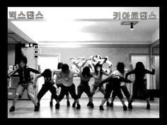 "[funky jazz dance choreography] Britney Spears ""Circus"" (by Se-yang)"