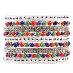 ON SALE Bracelet Bohemian Bangle Handmade Luxury BBB021 - Buy one here---> https://www.missfashioned.com/bracelet-bohemian-bangle-handmade-luxury-bbb021/ - FREE Shipping - #fashion #jewelry #shopping #christmas #missfashioned