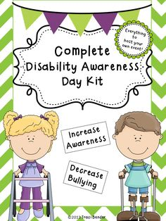 Complete kit allows you to host a Disability Awareness day at your school! As a teacher with a learning difference, I think this is an amazing way to educate students and staff! Fear of the Unknown: Disability Awareness Day HUGE GIVEAWAY! Disability Awareness Month, Cultura General, Down Syndrome Awareness, Special Education Teacher, Gifted Education, Physical Education, Special Needs Kids, Special Guest, Learning Disabilities