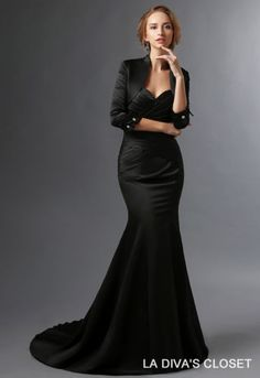 FORMAL-LONG-MERMAID-PLEATED-SATIN-MOTHER-OF-THE-BRIDE-DRESSES-WITH-JACKETS