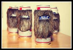 Your beer can NEEDS this merkin...I mean cozy.  Plus these other 9 gifts that are so bad they're good.  Read the 4th Annual Bad Holiday Gift Guide.