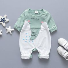 Wholesale Baby Clothes, Cheap Baby Clothes, Elephant Print, Baby Elephant, Baby Cartoon, Matching Family Outfits, Long Sleeve Romper, Baby Outfits Newborn, Latest Fashion For Women
