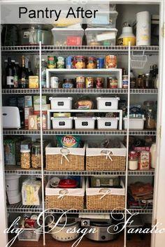 pantry organization ideas - Bing images