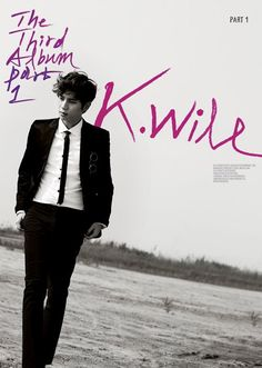 K.Will [The Third Album part.1]