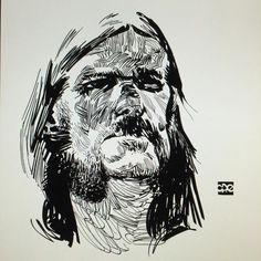 Lemmy by Adam Altenderfer